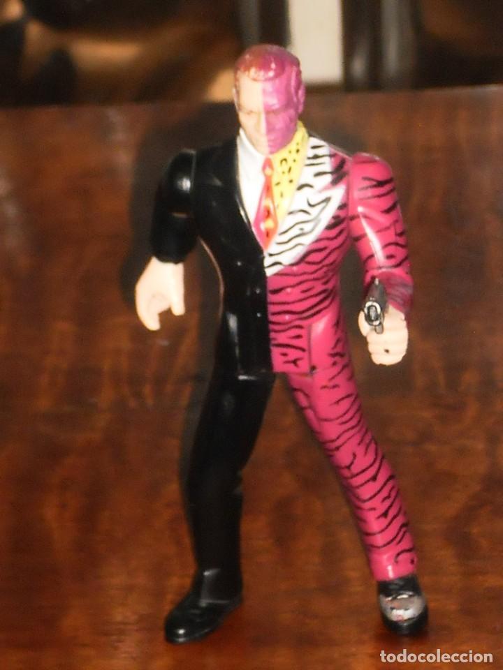 Figuras y Muñecos DC: FIGURA ARTICULADA - HARVEY DOS CARAS – 1994 DC Comics Inc. –KENNER - Foto 8 - 204708806