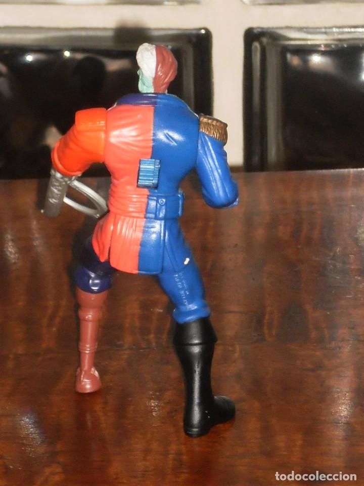 Figuras y Muñecos DC: FIGURA ARTICULADA HARVEY DOS CARAS - PIRATA – 1995 DC Comics Inc. – KENNER - Foto 4 - 204709813