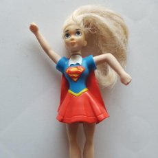 Figuras y Muñecos DC: FIGURA SUPER GIRL/SUPERGIRL DC SUPER HERO GIRLS - HAPPY MEAL DE MCDONALD'S/MCDONALD/MCDONALDS - 2016. Lote 205037497