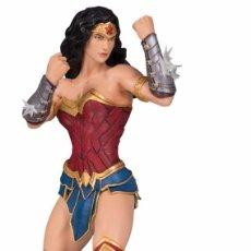Figuras y Muñecos DC: WONDER WOMAN ESTATUA PVC 22 CM DC CORE COLLECTIBLES. Lote 205241680