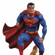 Figuras y Muñecos DC: SUPERMAN FIGURA 25 CM SUPERMAN PVC DIORAMA DC GALLERY UNIVERSO DC. Lote 205246373
