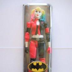 Figuras y Muñecos DC: FIGURA HARLEY QUINN 30 CM 12 PULGADAS - SPIN MASTER SPINMASTER BATMAN DC COMICS COMIC 1ª EDICIÓN. Lote 205295771