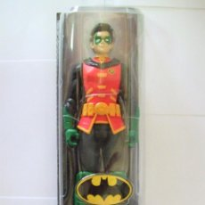 Figuras y Muñecos DC: FIGURA ROBIN 30 CM 12 PULGADAS - SPIN MASTER SPINMASTER BATMAN DC COMICS COMIC 1ª EDICIÓN. Lote 205296001