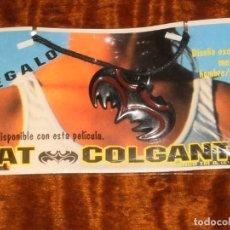 Figuras y Muñecos DC: COLGANTE METALICO BATMAN - BAT COLGANTE - DC COMICS TM & C 1998 .. Lote 205548683