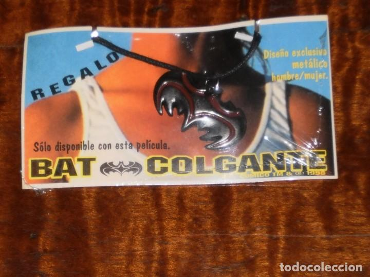 Figuras y Muñecos DC: COLGANTE METALICO BATMAN - BAT COLGANTE - DC COMICS TM & c 1998 . - Foto 5 - 205548683