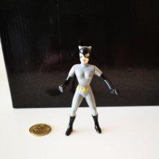 Figuras y Muñecos DC: FIGURA CATWOMAN ARTICULADA PVC BATMAN CAT WOMAN DC 1993 MUÑECO. Lote 205713446