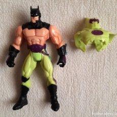 Figuras e Bonecos DC: RARA FIGURA DE ACCIÓN BATMAN CON ARMADURA. Lote 206005745