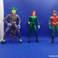 Figuras y Muñecos DC: LOTE DE 3 FIGURAS KENNER.. Lote 206293298