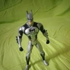 Figuras y Muñecos DC: FIGURA DE BATMAN. DC COMICS INC AÑO 1997 KENNER CHINA. Lote 206466742