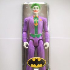 Figuras y Muñecos DC: FIGURA THE JOKER 30 CM 12 PULGADAS - SPIN MASTER SPINMASTER BIZAK BATMAN DC COMICS COMIC MUÑECO. Lote 212543416