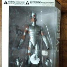 Figuras y Muñecos DC: CYBORG POR TERRY DODSON- DC COMICS DESIGNER SERIES - DC DIRECT-. Lote 215013740