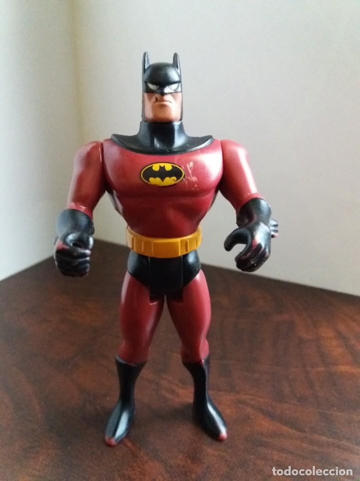 FIGURA BATMAN. TM. 1993. DC COMICS. KENNER. (Juguetes - Figuras de Acción - DC)