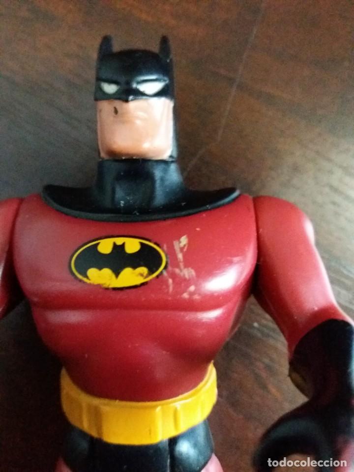 Figuras y Muñecos DC: FIGURA BATMAN. TM. 1993. DC COMICS. KENNER. - Foto 5 - 215180991