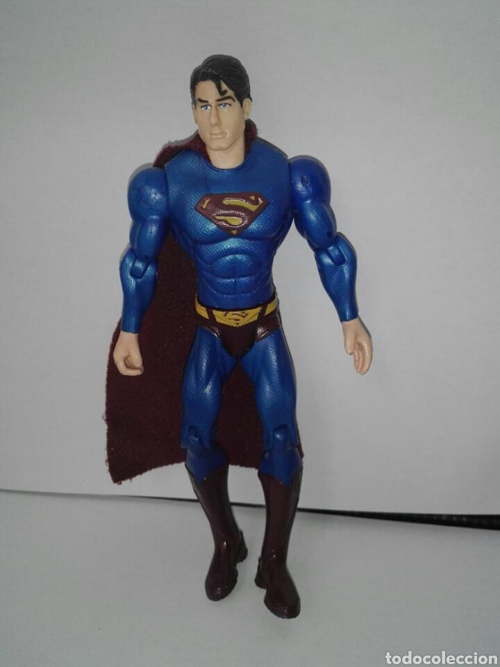 SUPERMAN- DC CÓMIC - 13 CM- ARTICULADO (Juguetes - Figuras de Acción - DC)