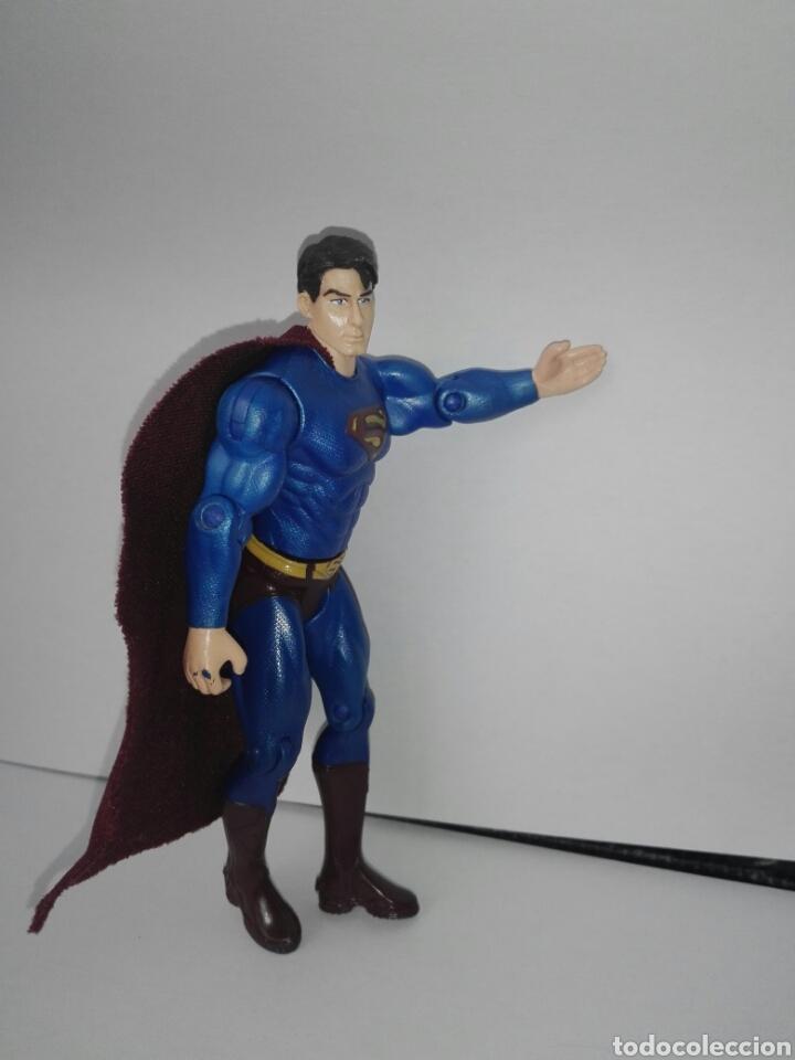 Figuras y Muñecos DC: SUPERMAN- DC CÓMIC - 13 CM- ARTICULADO - Foto 2 - 215228440