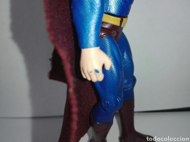 Figuras y Muñecos DC: SUPERMAN- DC CÓMIC - 13 CM- ARTICULADO - Foto 9 - 215228440