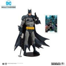 Figurines et Jouets DC: FIGURA 18 CM BATMAN REBIRTH DC COMICS MCFARLANE. Lote 217395747