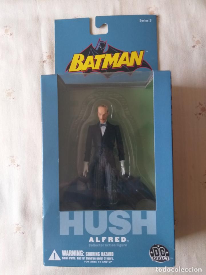 FIGURA DC DIRECT BATMAN HUSH ALFRED, SIMILAR MARVEL LEGENDS DC UNIVERSE CLASSICS (Juguetes - Figuras de Acción - DC)