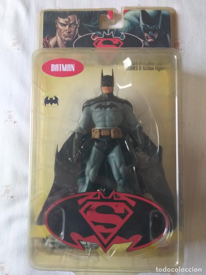 BATMAN SUPERMAN DC DIRECT SERIES ENEMIES AMONG US, SIMILAR MARVEL LEGENDS JOHN BYRNE STILE (Juguetes - Figuras de Acción - DC)