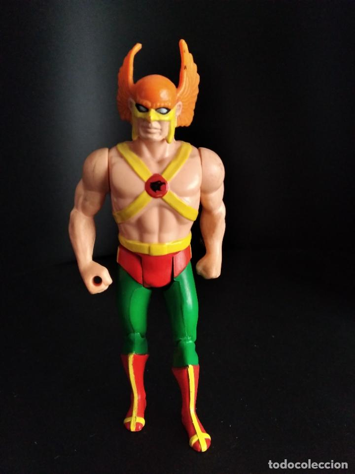 HAWKMAN - DC COMICS SUPER POWERS SUPER AMIGOS, 1984. (Juguetes - Figuras de Acción - DC)