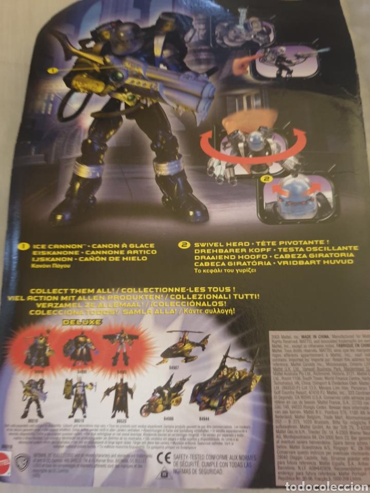 Figuras y Muñecos DC: DC universe batman series figura mr freeze, nueva precintada, difícil - Foto 3 - 218118346