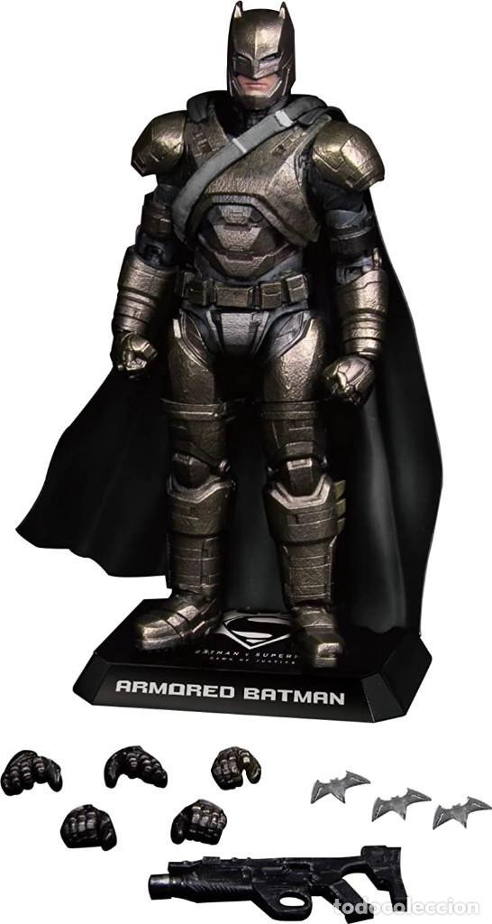 BEAST KINGDOM- DC COMICS FIGURA BATMAN, MULTICOLOR (DAH-004) 1:9 (Juguetes - Figuras de Acción - DC)