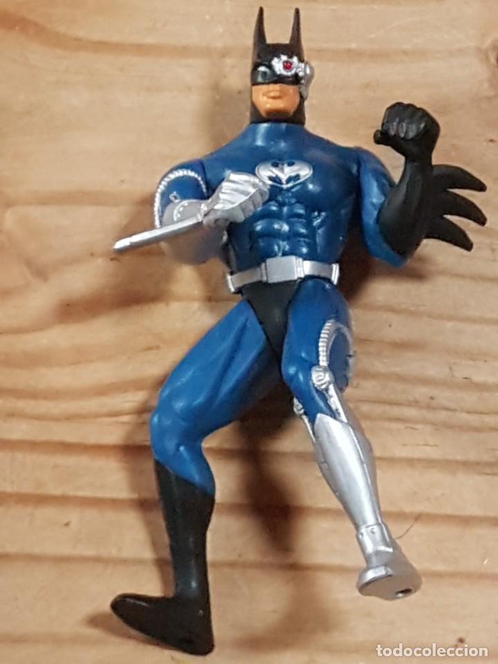 Figuras y Muñecos DC: FIGURA BATMAN CYBORG KENNER 1994 DC COMICS - Foto 18 - 219009032