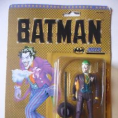 Figuras y Muñecos DC: BATMAN THE MOVIE JOKER VARIANTE ESPAÑOLA TOY BIZ STAR TOYS 1989. Lote 219206772