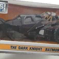 Figuras y Muñecos DC: COCHE JUGUETE COLECCIONISTA-BATMAN SERIES-THE DARK NIGHT KNIGHT BATMOBILE-VER FOTOS. Lote 221692243