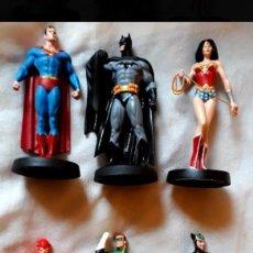 Figuras y Muñecos DC: FIGURAS DE PLOMO DC COMICS. Lote 222293566