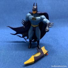 Figuras y Muñecos DC: FIGURA BATMAN CRUSADER BATMAN - LEGENDS OF BATMAN - AÑO 1994 - COMPLETO. Lote 224344397