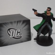 Figuras y Muñecos DC: FIGURA HITMAN, PLOMO PINTADO, DC COMICS, SUPERHEROES FIGURAS DE COLECCION, ALTAYA. Lote 224511962