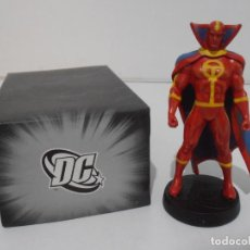 Figuras y Muñecos DC: FIGURA RED TORNADO, PLOMO PINTADO, DC COMICS, SUPERHEROES FIGURAS DE COLECCION, ALTAYA. Lote 224514797