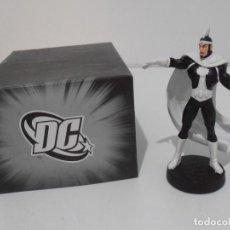Figuras y Muñecos DC: FIGURA DOCTOR LIGHT, PLOMO PINTADO, DC COMICS, SUPERHEROES FIGURAS DE COLECCION, ALTAYA. Lote 224518498