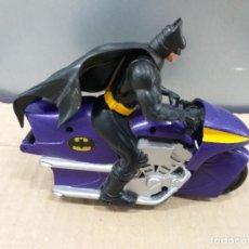 Figuras y Muñecos DC: FIGURA DE ACCION DC COMICS BATMAN MOTO KENNER VINTAGE AÑOS 90. Lote 226865040