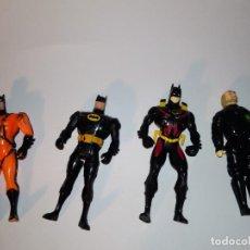 Figuras y Muñecos DC: BATMAN KENNER Y TOYBIZ – LOTE DE 4 FIGURAS. Lote 230581780