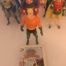 Figuras y Muñecos DC: SUPER POWERS AQUAMAN KENNER DC. Lote 235024405