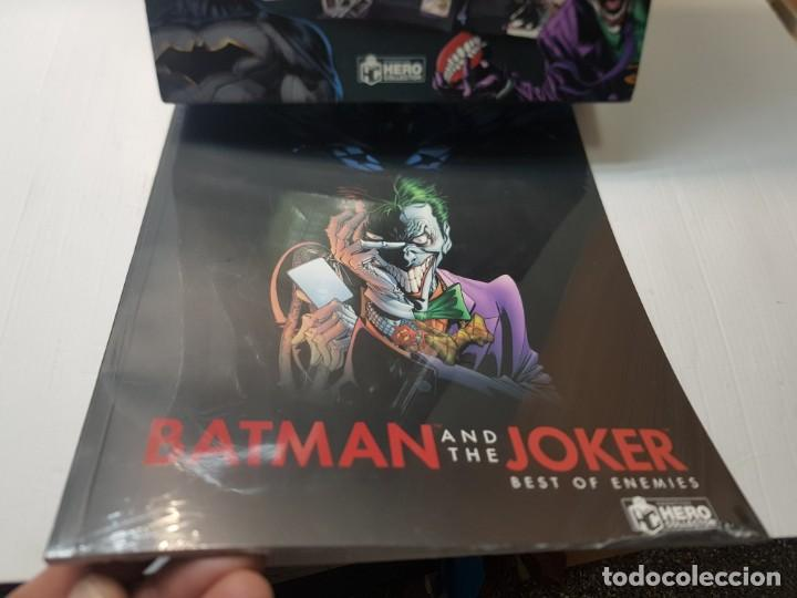 Figuras y Muñecos DC: Batman AND the Joker Special Edition Collectors guide With two figurines Hero collector DC blister - Foto 2 - 235522735