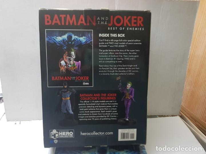 Figuras y Muñecos DC: Batman AND the Joker Special Edition Collectors guide With two figurines Hero collector DC blister - Foto 4 - 235522735