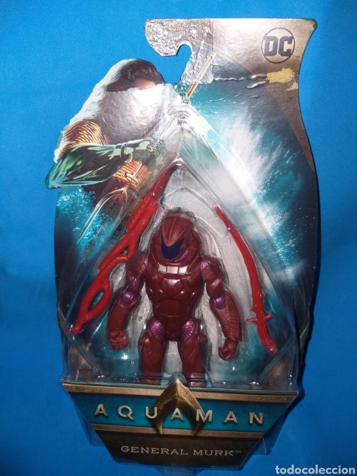 DC FIGURA GENERAL MURK AQUAMAN (Juguetes - Figuras de Acción - DC)