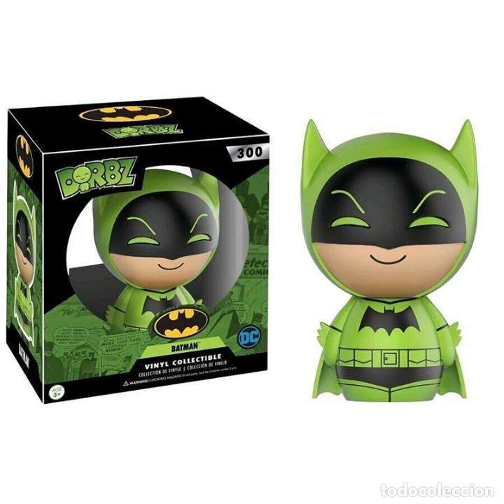 FUNKO DORBZ DC COMICS BATMAN EXCLUSIVO WALGREENS BRILLA EN LA OSCURIDAD (Juguetes - Figuras de Acción - DC)