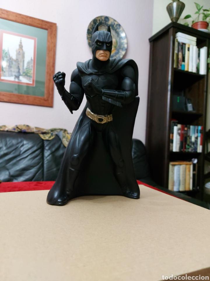 Figuras y Muñecos DC: FIGURA DE ACCIÓN BATMAN BOTE DE COLONIA, CHAMPÚ O GEL, HEROE DC COMICS/JOKER/BATMOVIL/MURCIÉLAGO/ - Foto 2 - 237022405