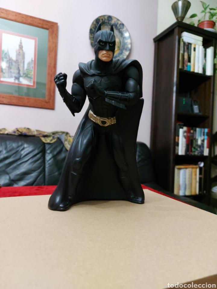 Figuras y Muñecos DC: FIGURA DE ACCIÓN BATMAN BOTE DE COLONIA, CHAMPÚ O GEL, HEROE DC COMICS/JOKER/BATMOVIL/MURCIÉLAGO/ - Foto 3 - 237022405