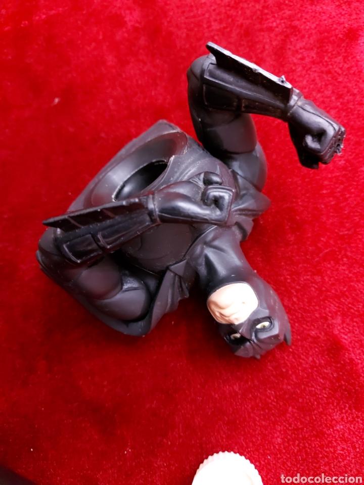 Figuras y Muñecos DC: FIGURA DE ACCIÓN BATMAN BOTE DE COLONIA, CHAMPÚ O GEL, HEROE DC COMICS/JOKER/BATMOVIL/MURCIÉLAGO/ - Foto 13 - 237022405