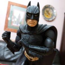 Figuras y Muñecos DC: FIGURA DE ACCIÓN BATMAN BOTE DE COLONIA, CHAMPÚ O GEL, HEROE DC COMICS/JOKER/BATMOVIL/MURCIÉLAGO/. Lote 237022405