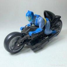 Figuras y Muñecos DC: MOTO BATMAN - BATIMOTO - DC COMICS - MATTEL - 21 CM. Lote 240482810