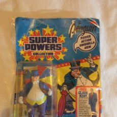 Figuras y Muñecos DC: SUPER POWERS PINGUINO. Lote 241204130
