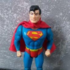 Figuras y Muñecos DC: FIGURA DE ACCION DC COMICS SERIE SUPER POWERS SUPERMAN KENNER VINTAGE AÑOS 80. Lote 242172735
