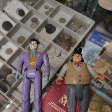 Figuras y Muñecos DC: PAREJA DE FIGURAS DC COMICS JOKER Y PINGÜINO DE 1993. Lote 244389035
