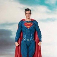 Figuras y Muñecos DC: ESTATUA SUPERMAN 19 CM - ARTFX+ 1/10 - JUSTICE LEAGUE. Lote 244707245